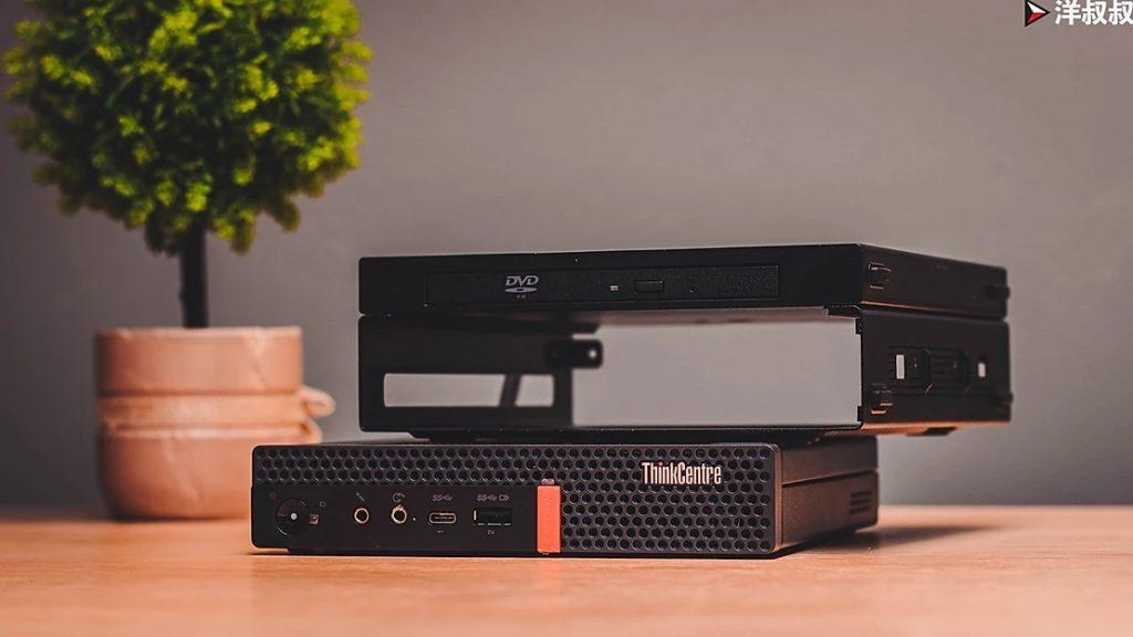 Lenovo ThinkCentre M920 拆光碟機