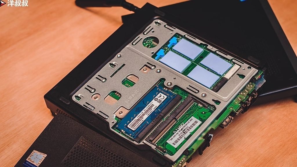 Lenovo ThinkCentre M920 記憶體 m.2 硬碟擴充
